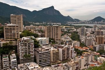 Wealthy Living Area in Rio de Janeiro