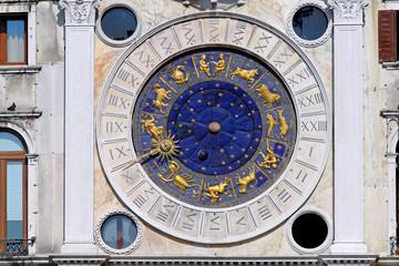 San Marco zodiac clock