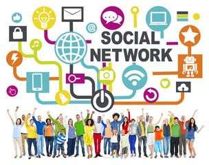 People Celebration Success Connection Communication
