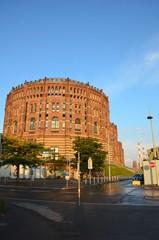 Quartier des gazometers,  Vienne