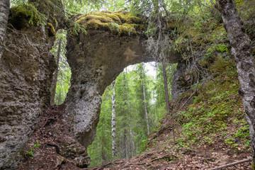like rock arch