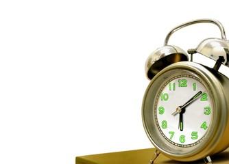 Waking Up Alarm Clock