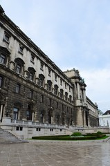 Neue Burg, palais impérial, Vienne