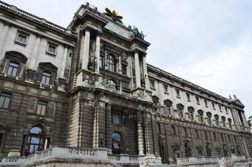 Neue Burg, palais impérial de Vienne