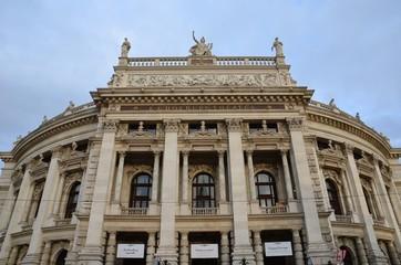Le Burgtheater à Vienne