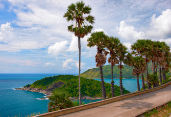 Promthep Cape on Phuket island