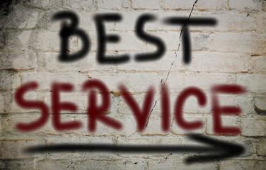 Best Service Concept