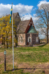 Old church in Sweden.