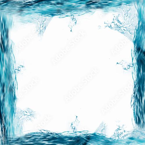 canvas print picture Wasser
