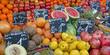 früchte und gemüse, vitamine