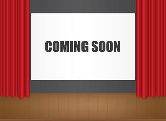Coming soon in cinema hall