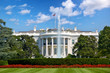 The White House in Washington DC, United States - 76358443