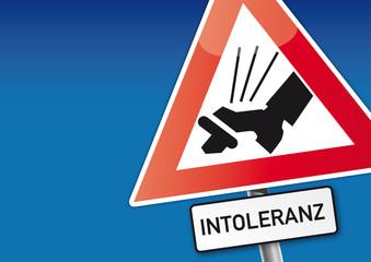Intoleranz, Stop