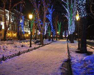 Рождественская Одесса