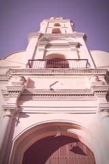 Cuba - Trinidad. Cross processed color tone.
