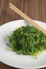 Wakame Algen Salat