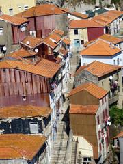 Poor quarter of Porto 2