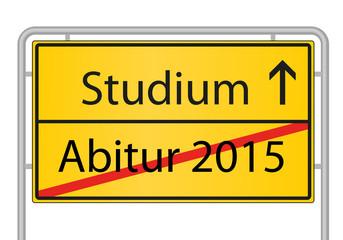 Abitur und Studium - 2015