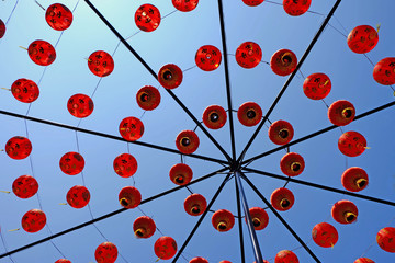 decorative chinese lanterns