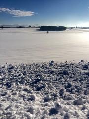Voralpenland im Schnee