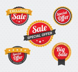 Sale & Special Offer Badges