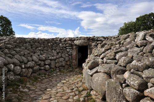 The King's Grave in Kivik - Kungagraven - Sweden - 76366050