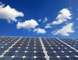 energía renovable placas solares y nubes 1856-f15 - 76367408