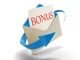 Letter Bonus (clipping path included)