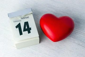 14. Feber - Valentinstag