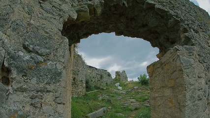 Necven fortress