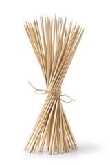 bunch of bamboo sticks