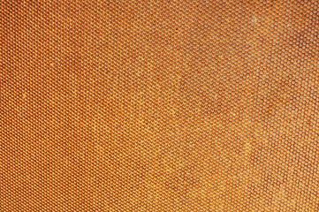 Rusty mesh background