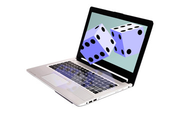 Dice On Computer