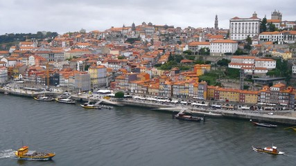 Historic city of Porto, Portugal