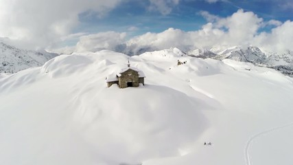 Valmalenco (IT) - Alpe Prabello - winter - Part 1