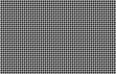 Gray Black Basket Weave Background