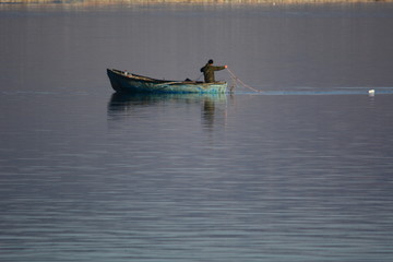 kırsalda balıkçılık ile geçim