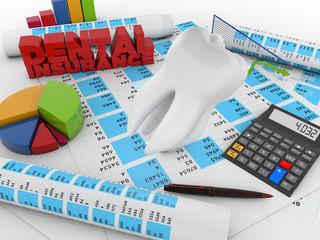 dental insurance accounting