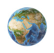 Leinwanddruck Bild - earth
