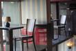 restaurant cafe interior