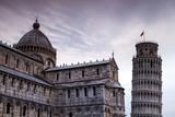 La cathédrale et la tour de Pise