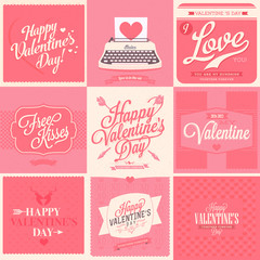 9 Happy Valentine's Day Card - all for Lovers!