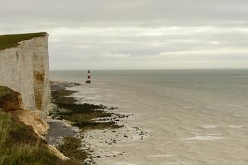 light house at Beachy Head, Eastbourne