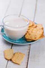 Milk or kefir