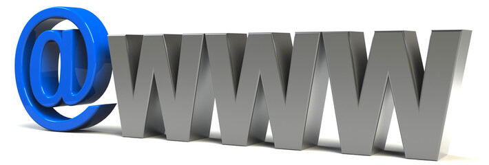 E mail WWW internet