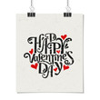 St. Valentine's Day Poster - 76385053