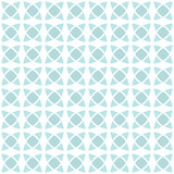 floral geometric pattern
