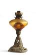 kerosene lamp art nouveau 2