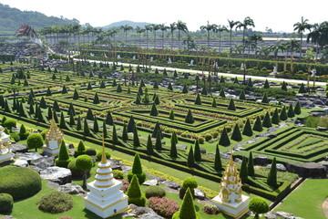Парк в городе Бангкок