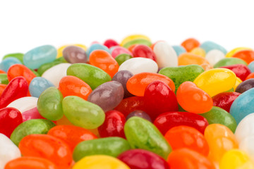 color Jelly Beans